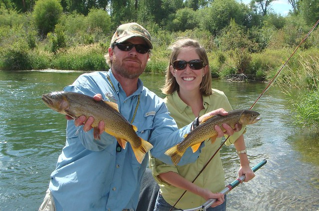 South fork of the snake river fly fishing for South fork snake river fishing report