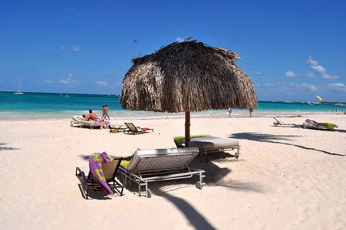 Punta Cana beach, Dominican Republic