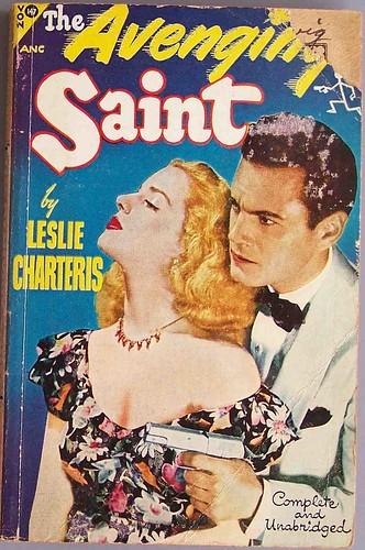 Leslie Charteris Books