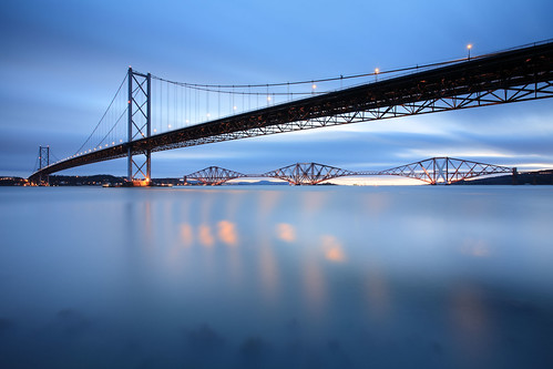 Long Exposure Bridges
