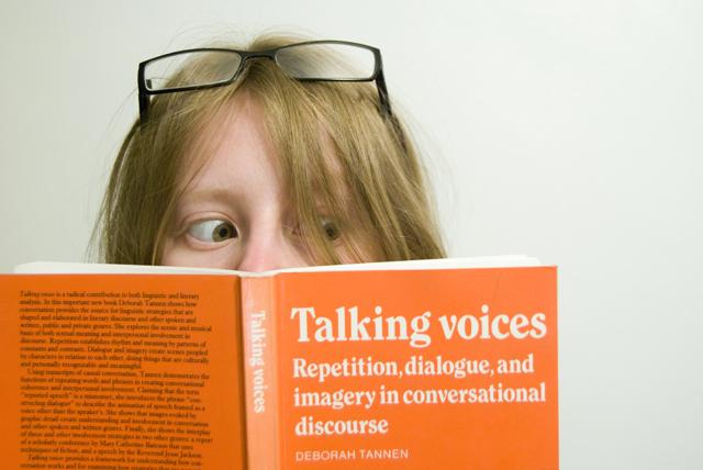 Talking Voices.