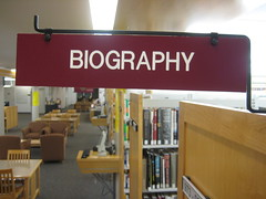 Biography Sign