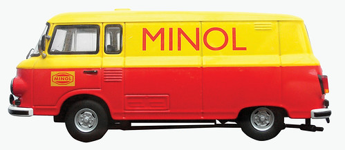 East Germany Minol DDR
