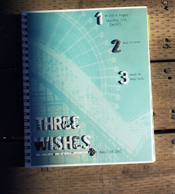 Header of Three Wishes