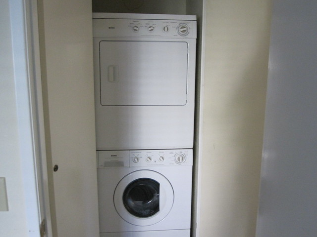 Washer And Dryers Ge Stackable Washer And Dryer