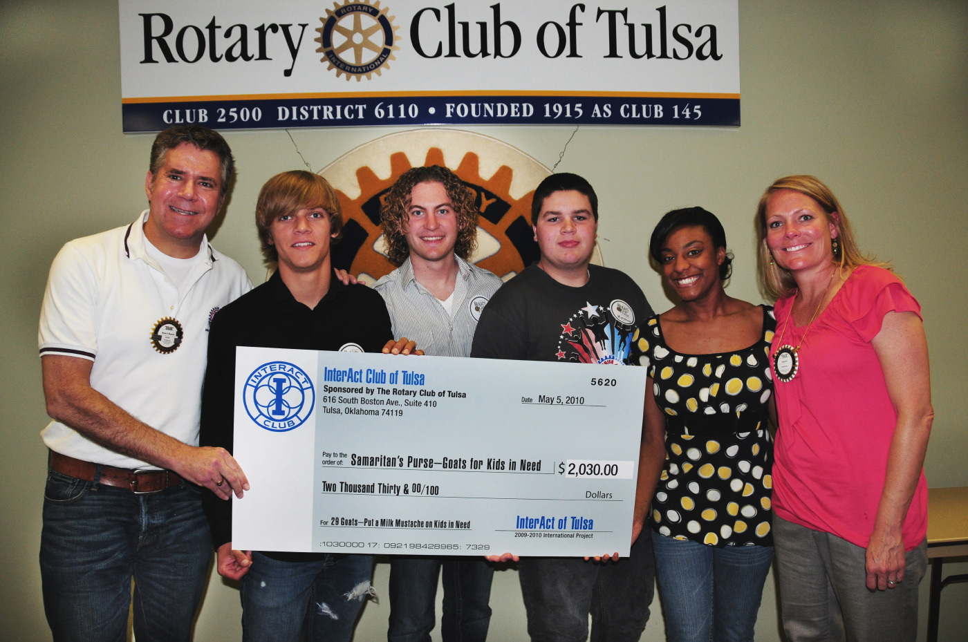 Rotary Club Of Tulsa
