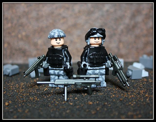Urban Commandos