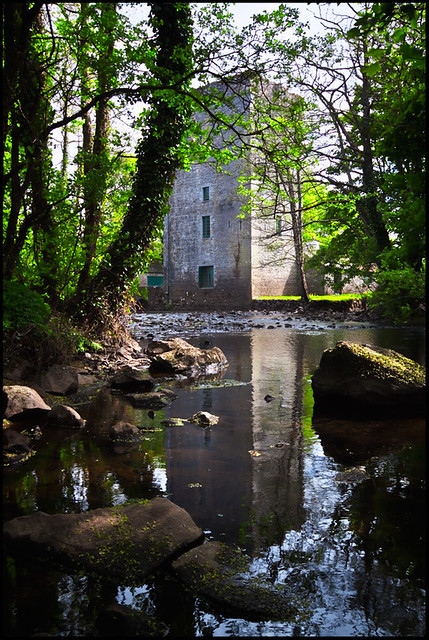 Thoor Ballylee Gort Galway Ireland