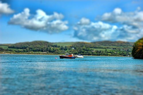 Conwy Waters - TiltShift
