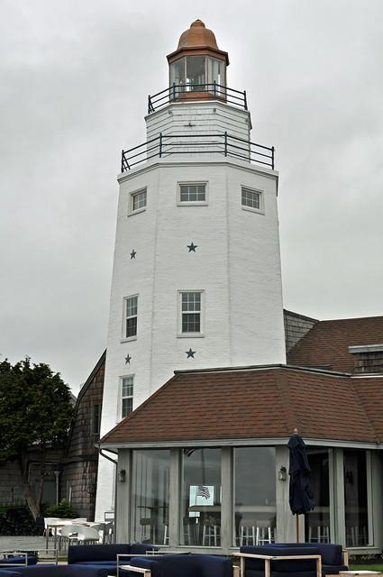 Montauk Yacht Club Lighthouse, NY