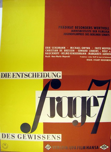 Question 7 German poster 2