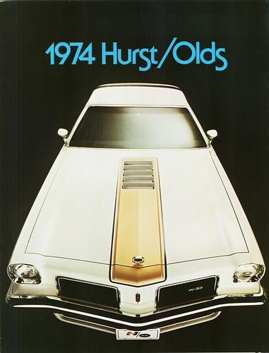 1974 oldsmobile hurst olds w 30 pace car replica a photo on flickriver. Black Bedroom Furniture Sets. Home Design Ideas