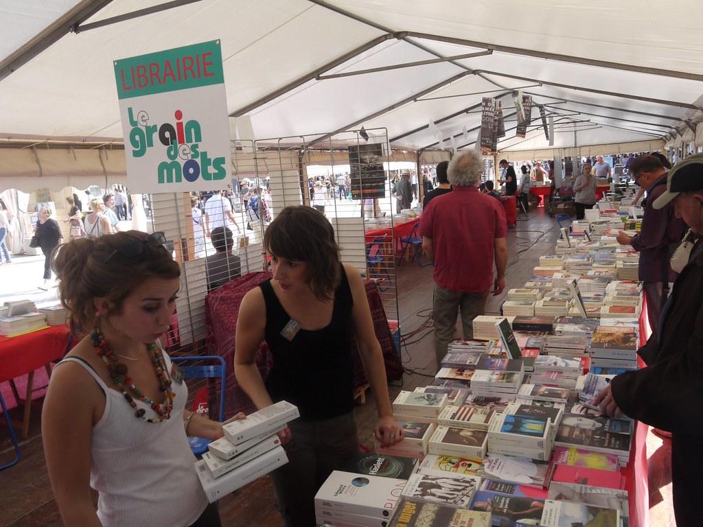 related image - Comédie du Livre 2010 - Vue d'ensemble - P1380981