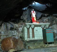 Cave of St. Thomas Little Mount Chennai