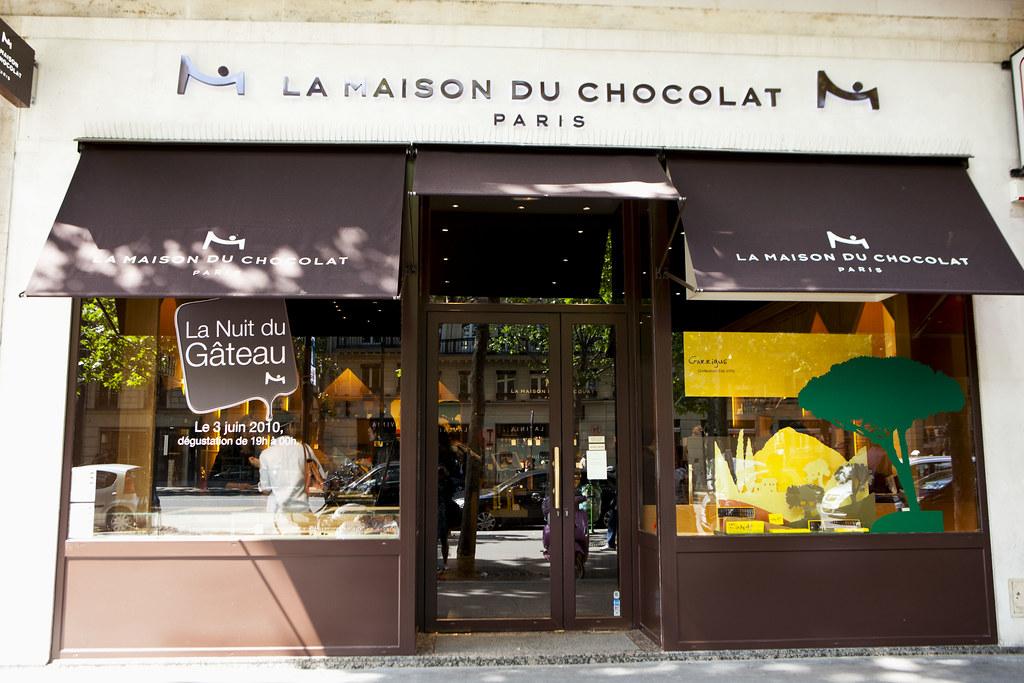 La Maison du Chocolat - Boulevard de la Madeline