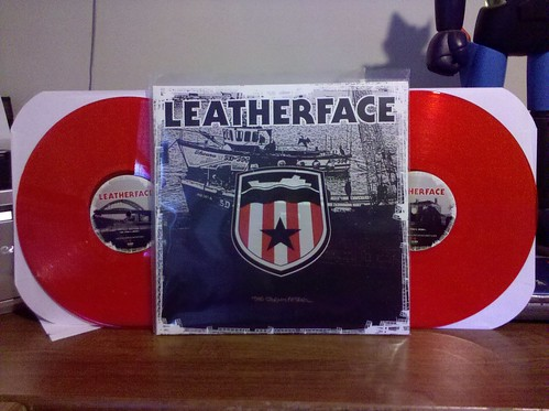 Leatherface - The Stormy Petrel - 2xLP - Red Vinyl - /550 by factportugal