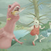 The Dinosaur Is Eating My Friend by Hsiao Ron Cheng