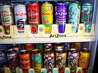 arizona tea ftw!