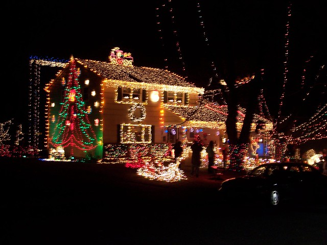 Christmas Lights Display - Dover NJ Flickr - Photo Sharing!