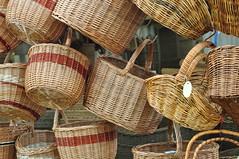 Basket stall