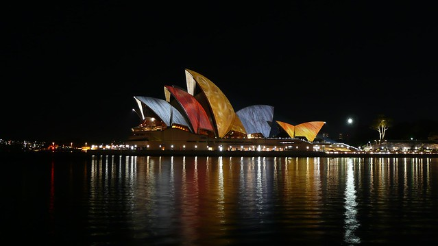 Sydney Opera House, The Macquarie Visions, Sydney