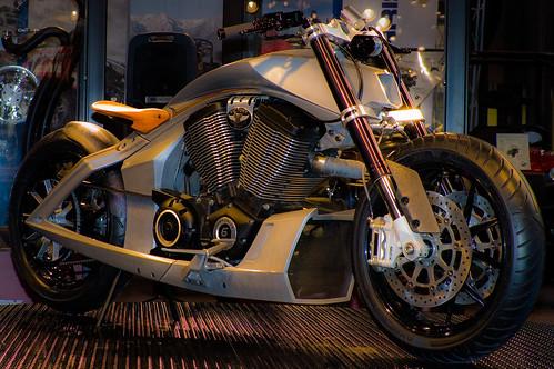 Victory Concept Bike, 2008