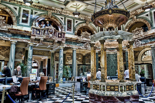 marble hall 2 | Flickr - Photo Sharing!