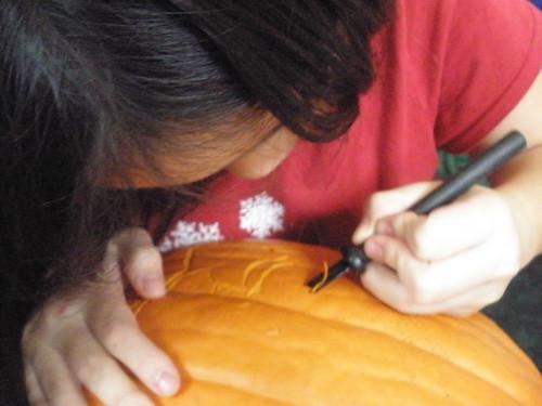 Sophia Carving