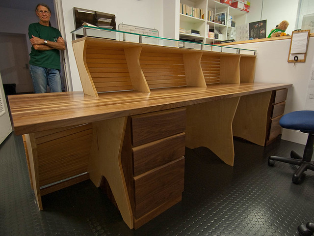 CUA Architecture Front Desk