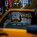 Framed Taxi Driver : Penn Station Taxi Rank : NYC by jezblog on Flickr