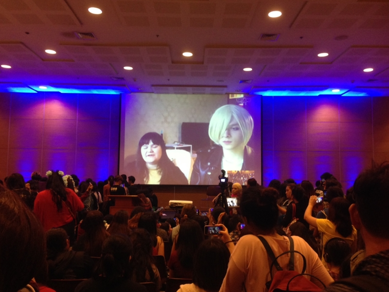 Born To Make History: A Yuri!!! on ICE Fan Gathering Event Report 06