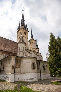 Church St. Nicolae, Braşov