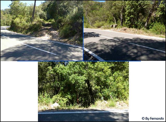 El PLa de Manlleu - Sector La vall de L'Infern -00- Accesos -01- Parking Subsectores Les Agulletes, Can Rovira y Can Llepaculs (02-07-2017)