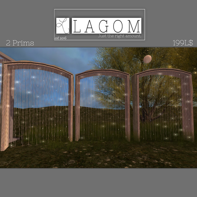 LAGOM - Light Fence ADD