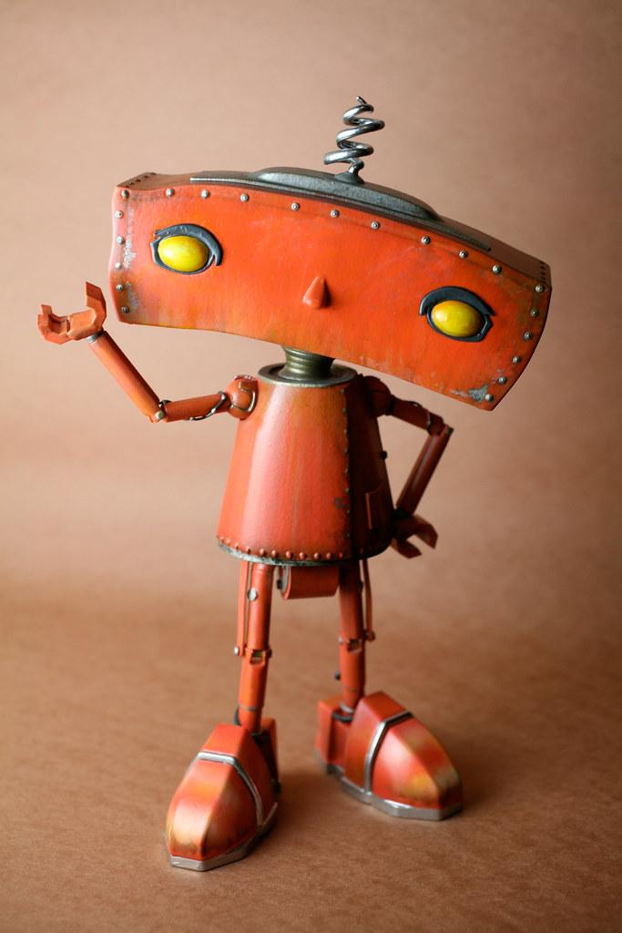 Bad Robot Proto 02