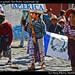 Independence parade, San Pedro, Guatemala (3)