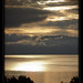Fisherman and Sunrise over Lake Atitlan from San Pedro, Guatemala (3)