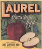 Laurel Brand Apples
