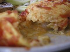 Mashroom Omelette