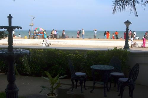 beach hotels in pondicherry
