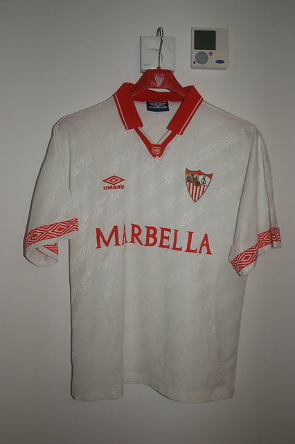 Home shirt 1994-1995, Umbro (front)