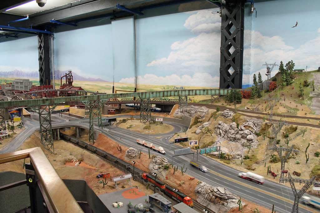 Miniature USA by Andrey Belenko, on Flickr