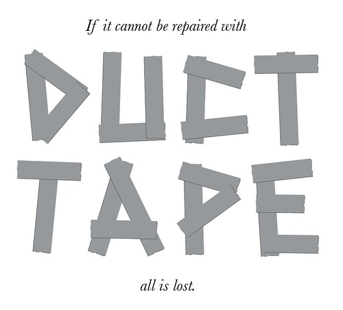 34 Ways to Use Duct Tape for Survival   Backdoor Survival