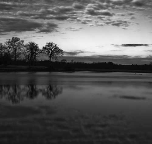 blackandwhite bw reflection dawn md maryland salisbury wicomico wicomicoriver