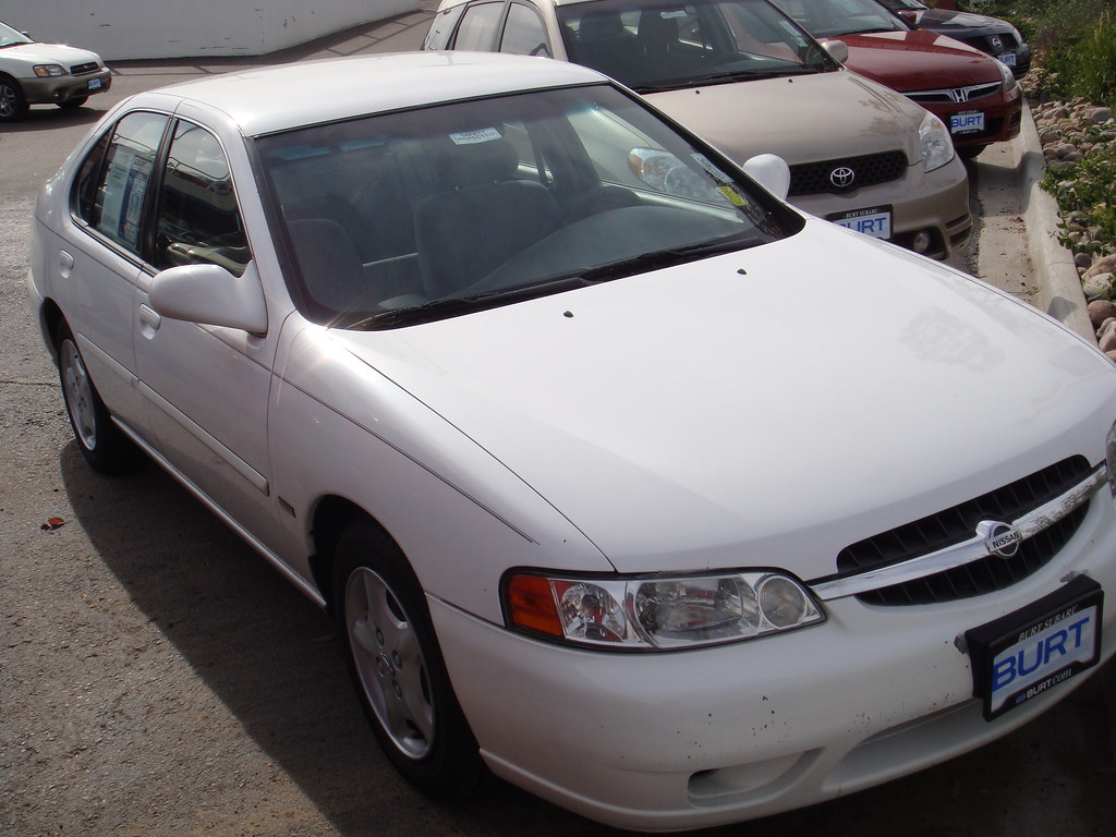 2001 nissan altima gxe nissan altima 2001 front view vanachro Choice Image