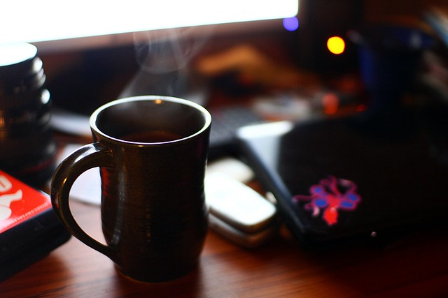 Hot Chocolate & Computers