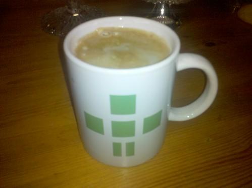A Free Coffee
