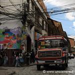 Street Colors - La Paz, Bolivia