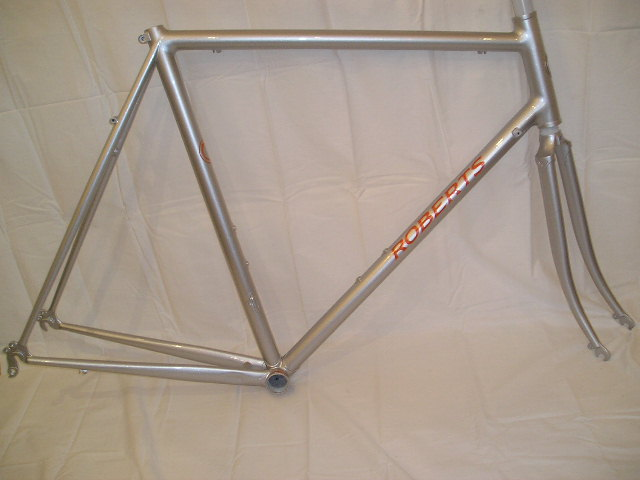Colin r    Fillet Brazed Audax frame with a horizontal top t