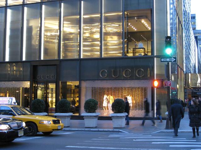 Gucci New York City Trump Tower Flickr Photo Sharing